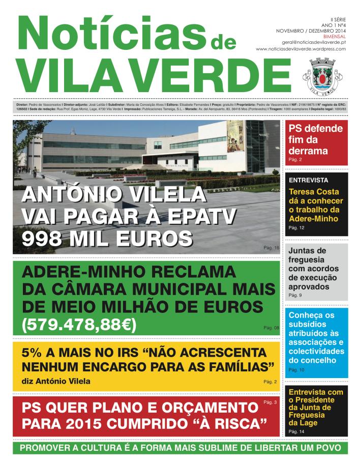 Edição Gratuita - Novembro 2014